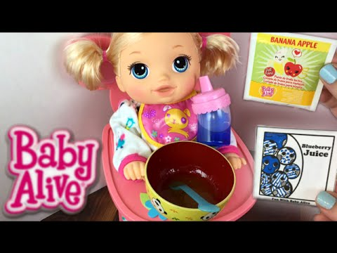 Baby Alive Morning Routine Fun With Baby Alive Soft Face
