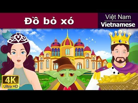 Đồ bỏ xó - Chuyện kể đêm khuya - truyện cổ tích việt nam - 4K UHD - Vietnamese Fairy Tales