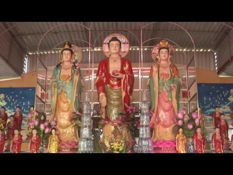 Lễ Hằng Thuận Lương Huynh - Quỳnh Trang chùa Linh Quang năm 2016