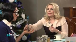 Provocare AISHOW: Nata Albot identifică mirodeniile cu ochii legaţi