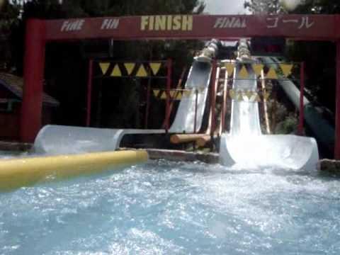 Hình ảnh trong video Disney world's water park, Blizzard Beach's
