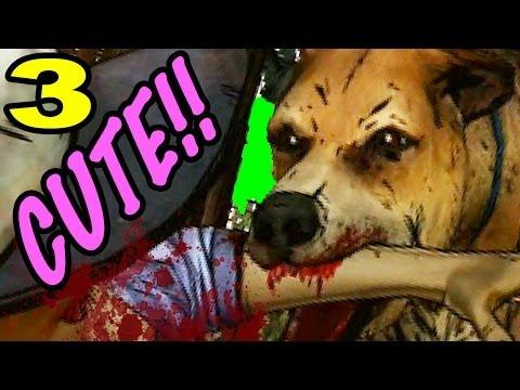 Puppy Love MURDER!! - The Walking Dead Game Season 2