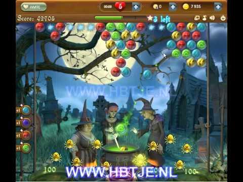 Bubble Witch Saga level 9