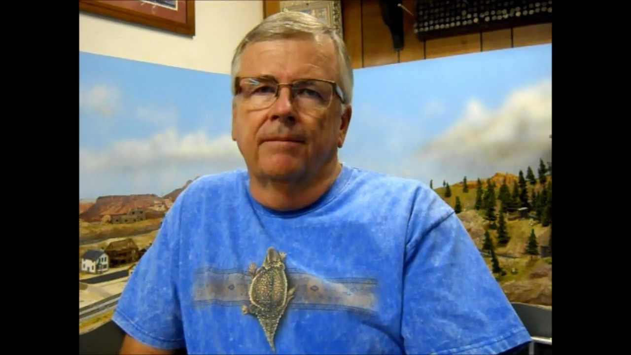 how to make backdrops for model trains by fifer hobby