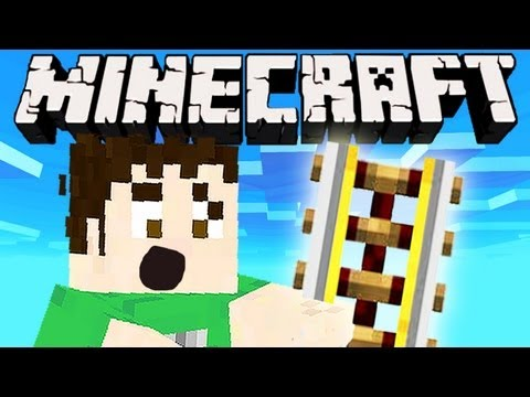 Minecraft - RAILS OF POWER