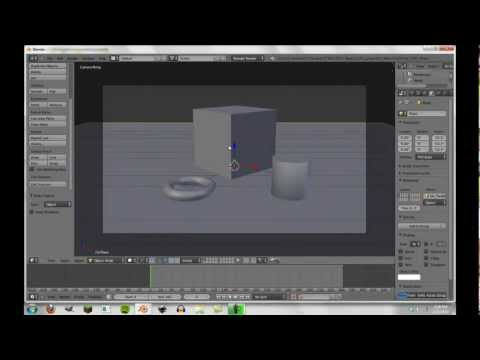 Blender Quick Tips: Turntables