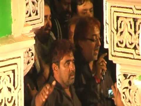 9th Muharram (bibi ka alawa) 2011-ANJUMAN-E-MASOOMEN