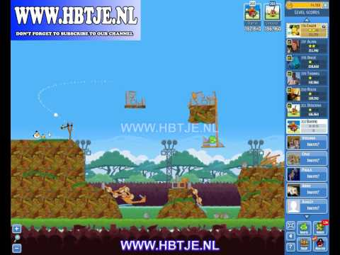 Angry Birds Friends Tournament Level 2 Week 114 (tournament 2) no power-ups