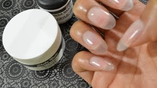 How To Gel Nails At Home (Super Easy) Featuring Sheba