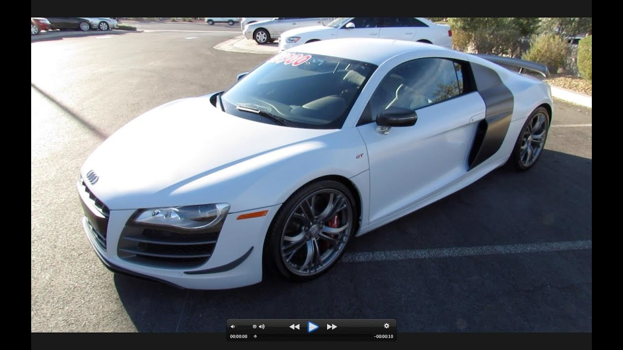 2012 audi r8 gt 5 2 fsi quattro start up  exhaust  and in depth review