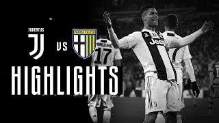 HIGHLIGHTS: Juventus vs Parma - 3-3 - Ronaldo bags a brace