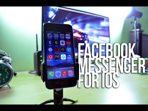 App Review: Facebook Messenger for iOS 7