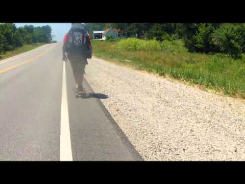 Longskaters: Longtrek route 66 Episode 3