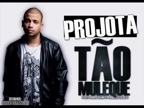 Projota - Tão Muleque Part. André Maini (Prod. Laudz) [LETRA]