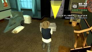 GTA Minimal Skills 12 San Andreas (Ryder Mission 1