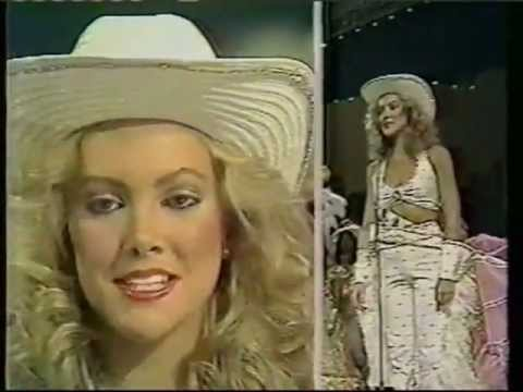 Miss Universe 1981 Video