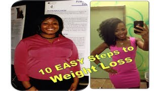 10 Tips To Easy & Fast Weight Loss