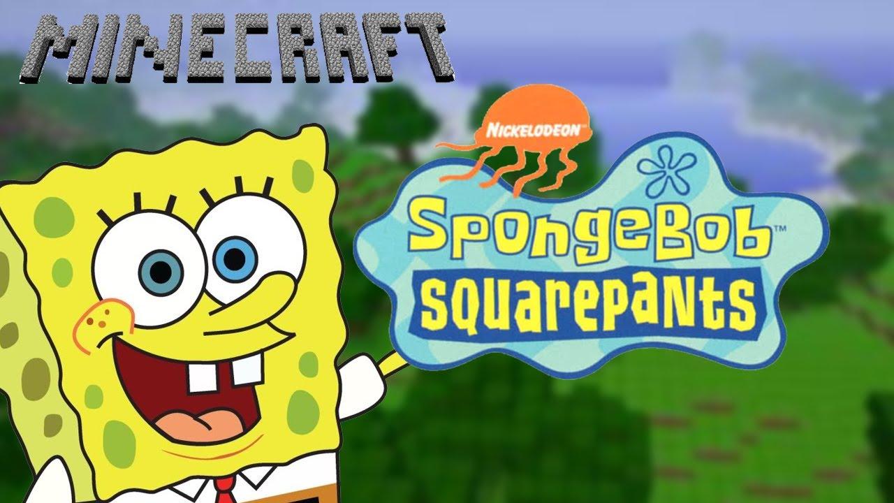Minecraft - Spongebob Squarepants Mod Spotlight