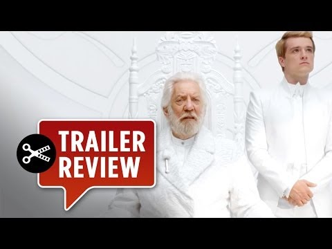 Instant Trailer Review - The Hunger Games: Mockingjay - Part 1 (2014) - Jennifer Lawrence Movie HD