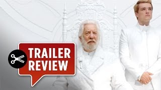 Instant Trailer Review The Hunger Games: Mockingjay