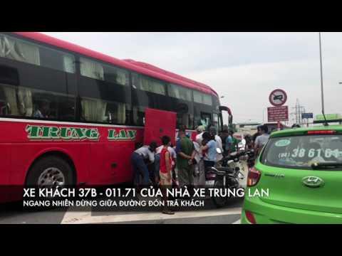 Nhật Ký 141:  Nhà xe Trung Lan (Nghệ An) đừng thách thức CSGT Hà Nội