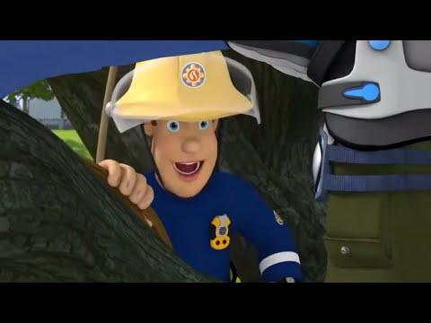 Požiarnik Sam - Podivná záchraná