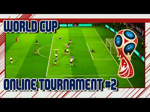 FIFA 18 - World Cup - Online Tournament #2 & Pack Opening