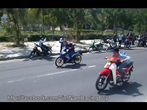 Xipo vs Exciter (Nha Trang)