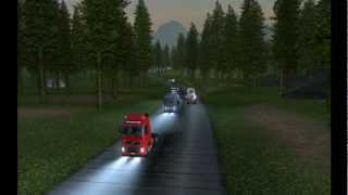 Euro Truck Simulator 1.3 America Edition HD Sound 2