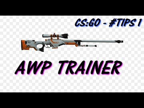AWP TRAINER - CS:GO - #TIPS 1