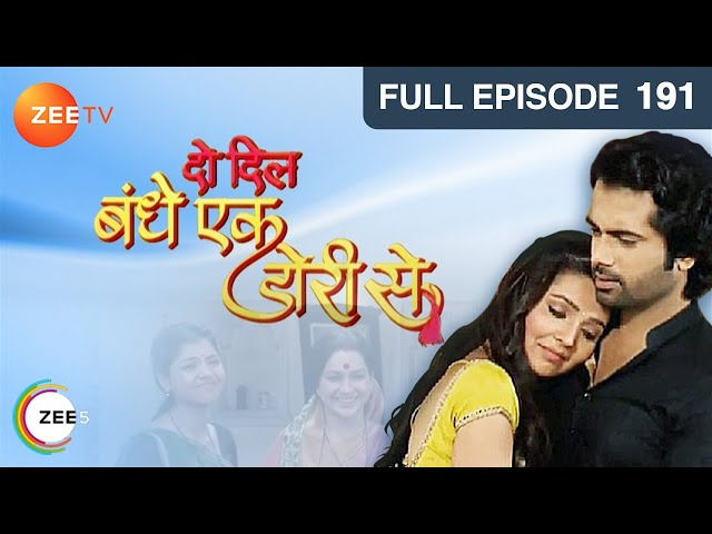 Do Dil Bandhe Ek Dori Se - Episode 195 - May 02, 2014