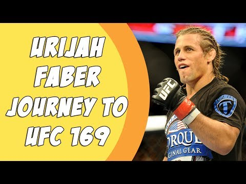 Urijah Faber || Journey to UFC 169 vs Renan Barao