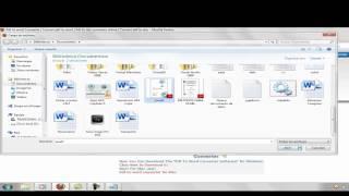 Convertir De PDF A Word Facil Sin Descargar Programas