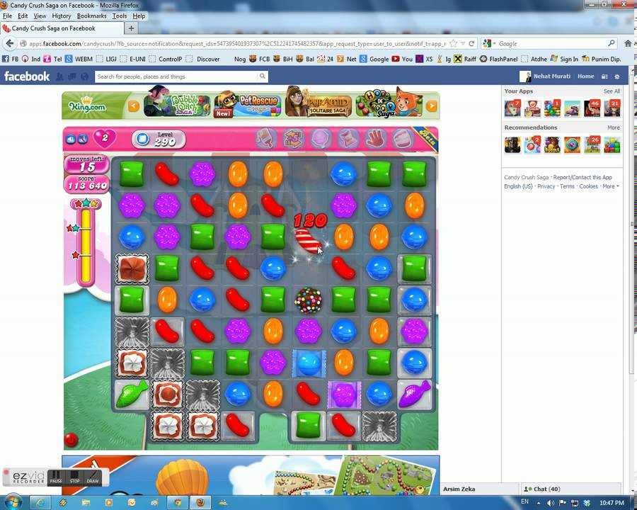 Cheat Sheet Candy Crush Level 65 | Home Of APK