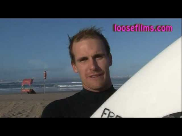 Daniel Ross - Pro Surfing interview from Loose Films