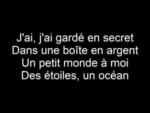 Indila - Boite En Argent - Lyrics