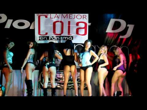 LA MEJOR COLA PANAMA - DISCOTECA PAXION   RUMBA507