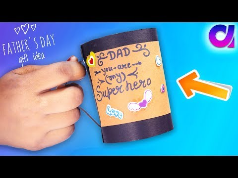 Father's Day Gift Idea   Message mug   simple and quick to make   DIY   Artkala 220