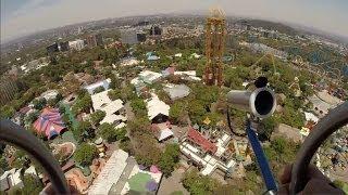 SlingShot POV Six Flags Mexico