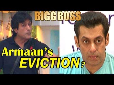 Bigg Boss - 10th December 2013 : Armaan NOT EVICTED because of Salman