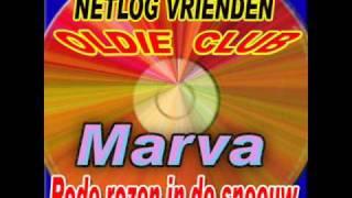 MARVA - RODE ROZEN IN DE SNEEUW view on youtube.com tube online.