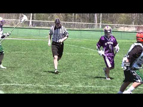 U15 Nashua Blast vs Windham part 1