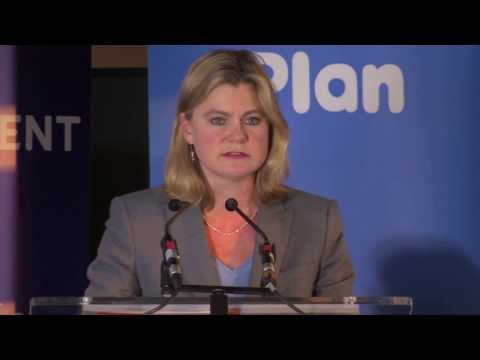 Transform Her Future - Southbank event with Justine Greening