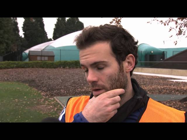 Mata: I feel good