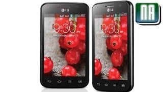 LG Optimus L4 II Dual TV