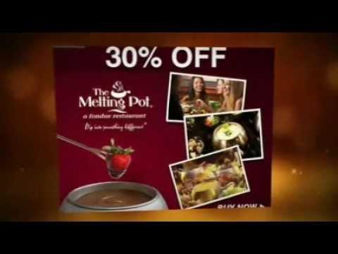 Melting pot coupons discounts