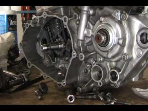 Broken Yamaha Cc Engine Shaft Drive