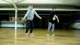 Brian Puspos & Darren Baldric intuition by Jamie Fox(TIRED AS HELL) view on youtube.com tube online.