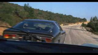 The Marseille Contract (1974) Car Chase