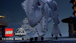 Welcome to LEGO Jurassic World Trailer